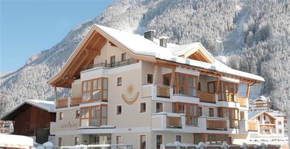 Apartment Alpin Apart