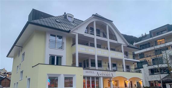 Hotel Garni Astoria