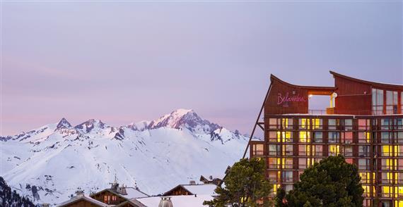Hotel L'Aiguille Rouge