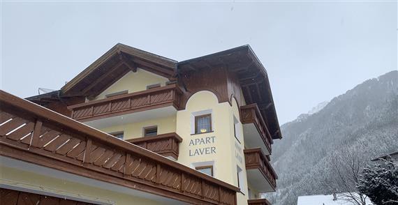 Apartement Laver