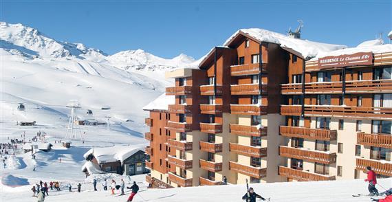 Apartment Le Chamois d'Or