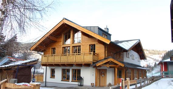 Apartment Amadé Lodge