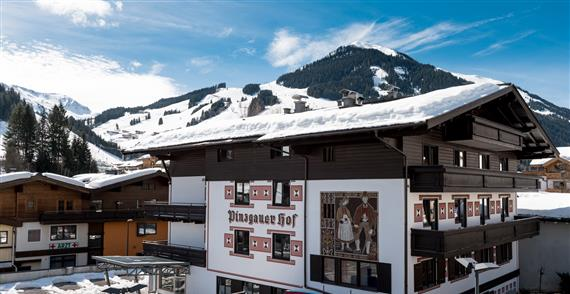 Skinetworks Hotel Pinzgauerhof