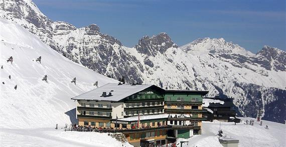 Berghotel Seidl-Alm