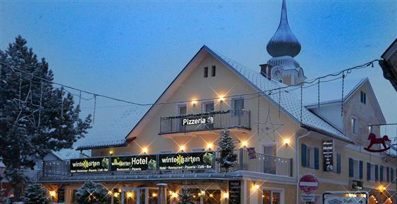 Hotel-Pension Wintergarten
