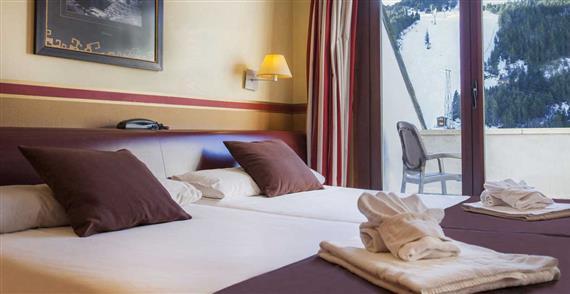 Hotel Piolets Soldeu C...