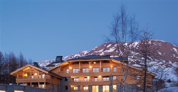 Apartment Alpenrose