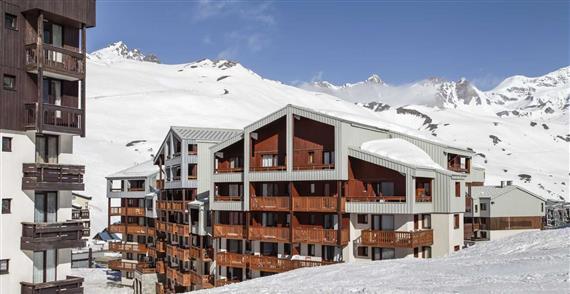 Apartment Hameau du Borsat