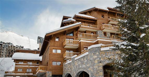 Apartment La Ferme du Val Claret