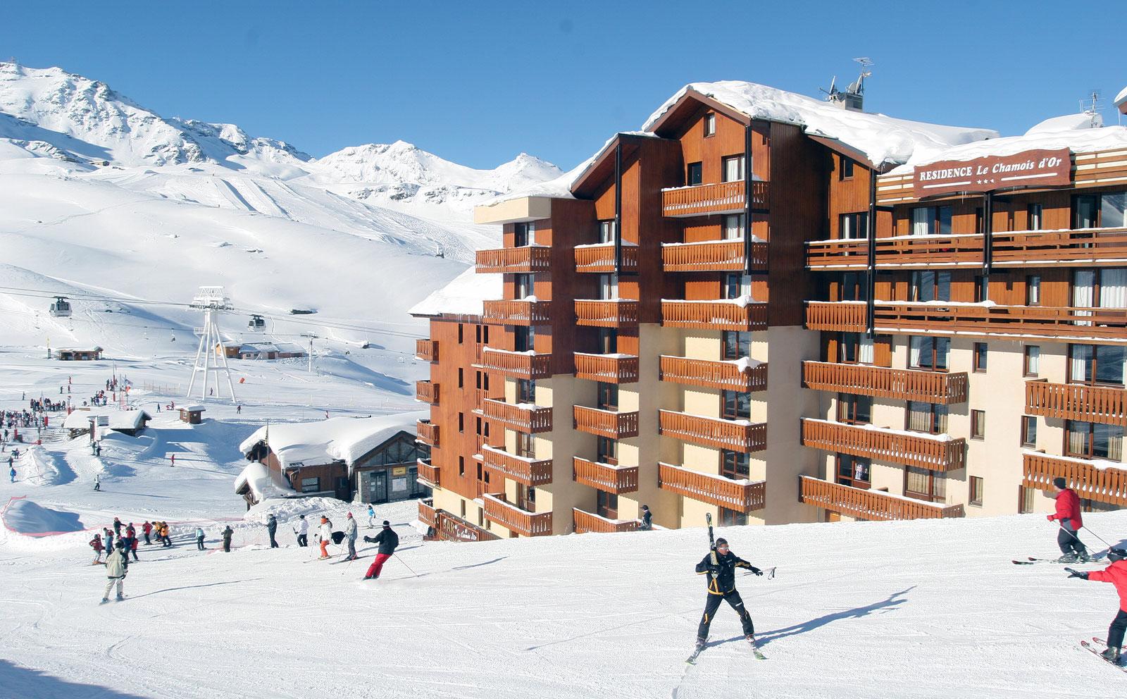 Apartment Le Chamois d...