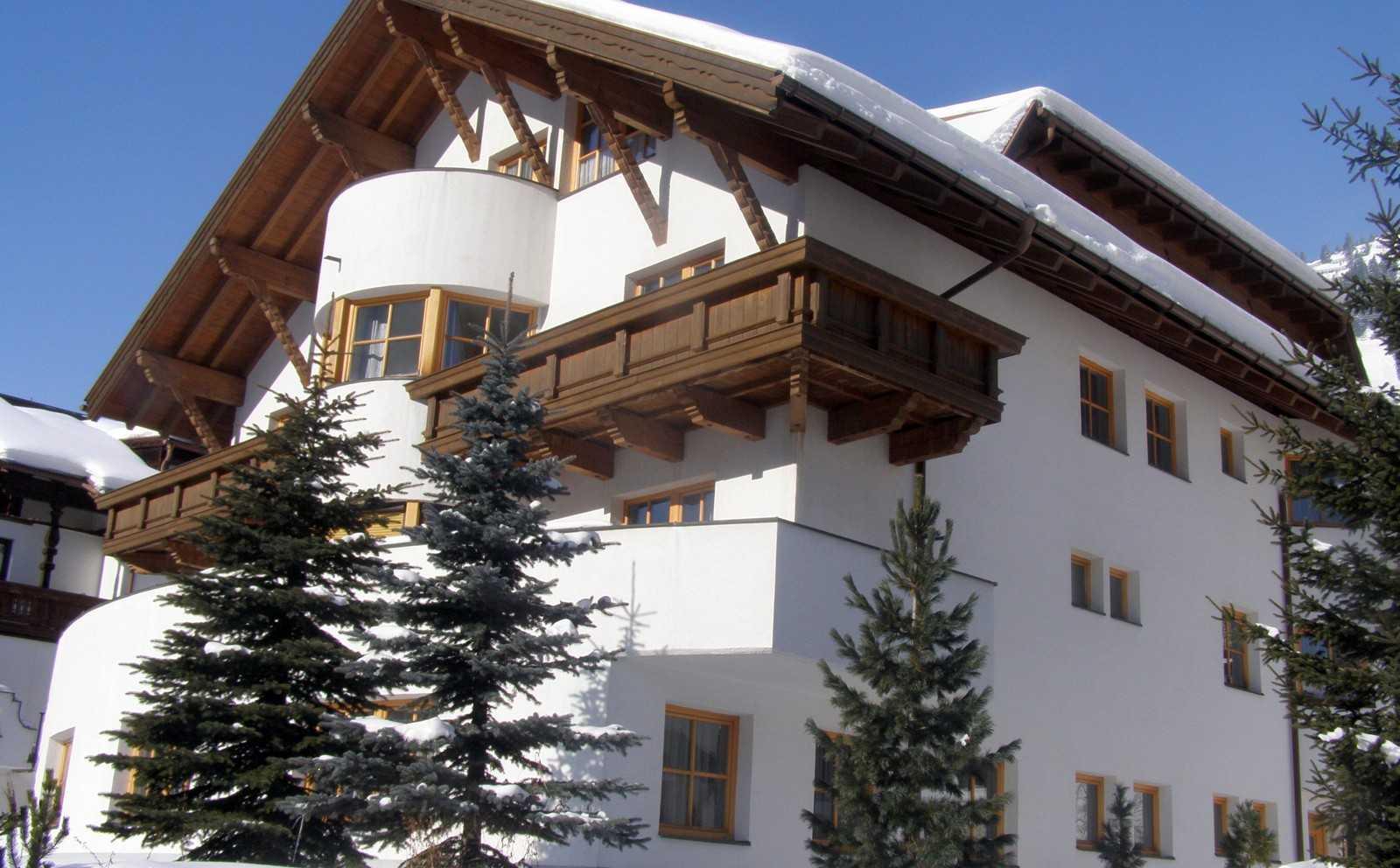 Hotel Garni Alpin Life