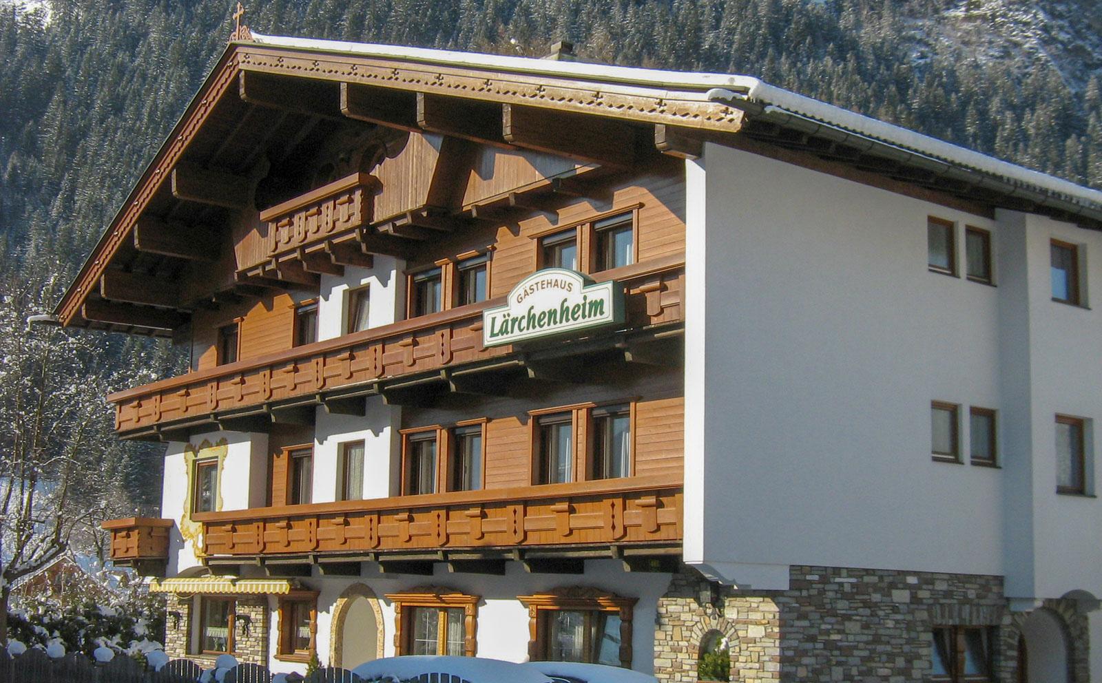 Gästehaus Lärchenhei...